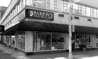 Barjon's Storefront